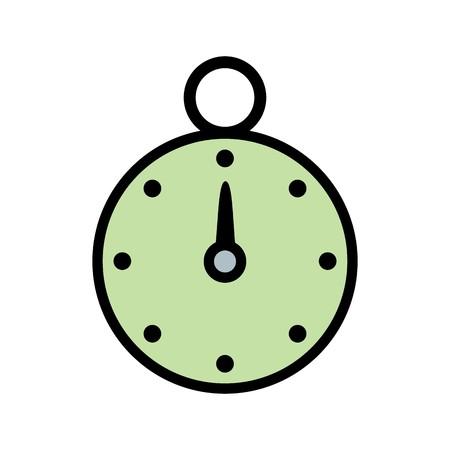 Vector Stopwatch Icon 일러스트