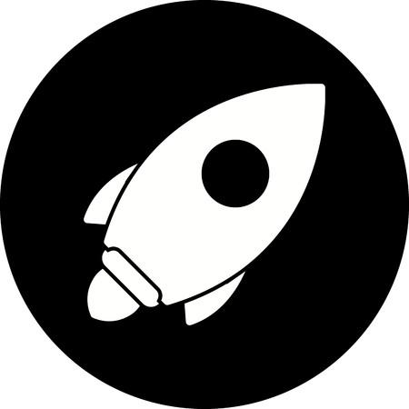 Vector Launch Icon