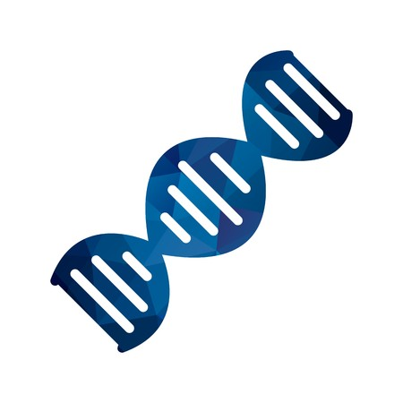 Vector DNA Icon Stock Vector - 126365219