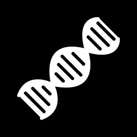 Vector DNA Icon Illustration