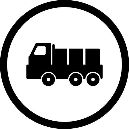 Vector Dumper Icon