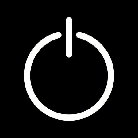 Vector Logout Icon 向量圖像