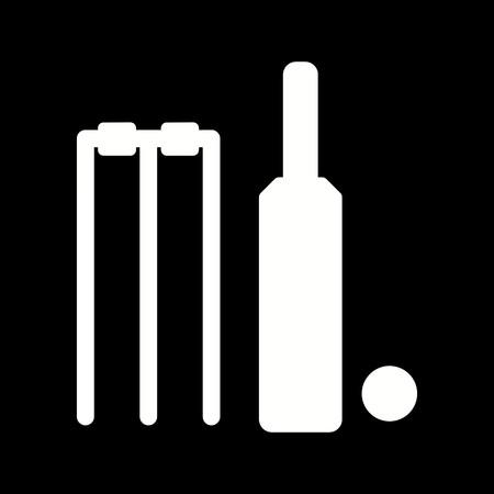 Vector Cricket Icon
