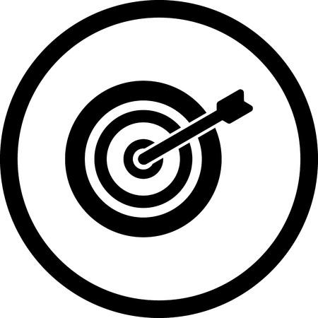 Vector Bullseye Icon
