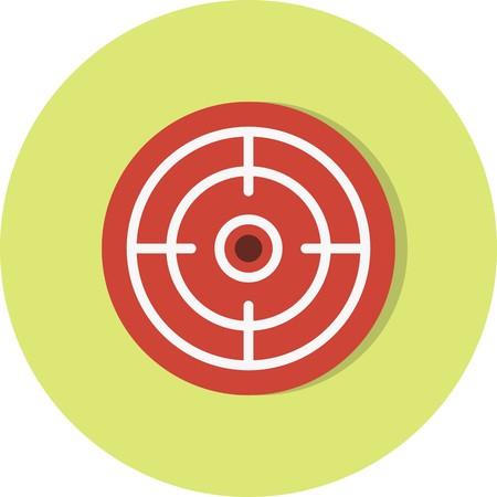 Vector Goal Icon