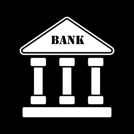 Vector Bank Icon