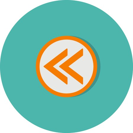 Previous Vector Icon