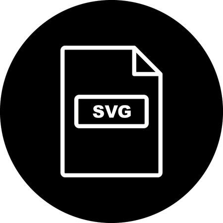 Vector SVG Icon