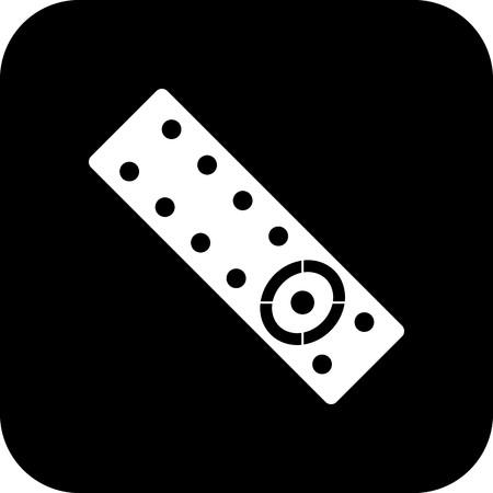 Vector Remote Icon 向量圖像