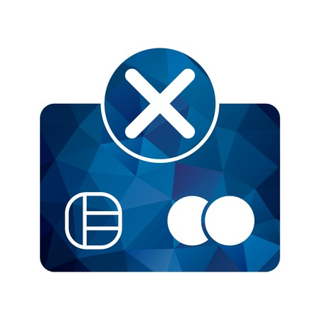 Vector Payment Failure Icon
