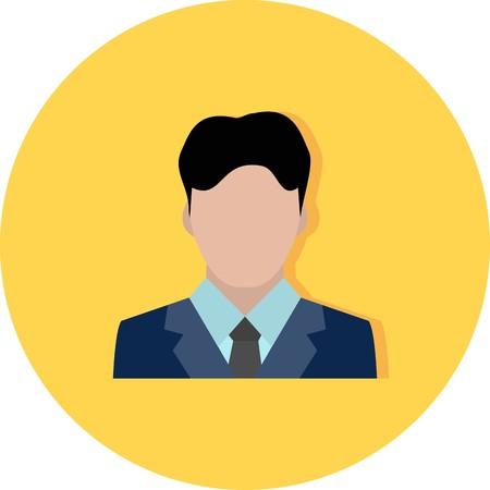 Vector Broker Icon
