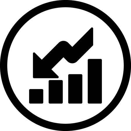 Vector Crisis Icon Illustration