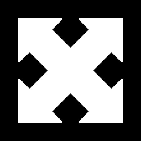 Vector Expand Icon