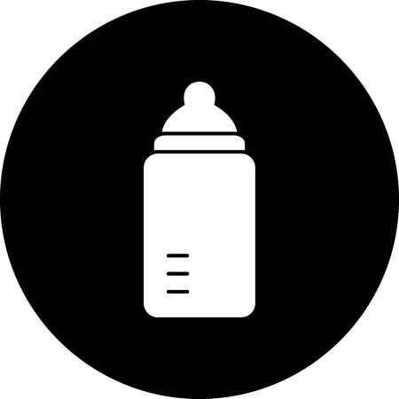 Vector Baby Feeder Icon
