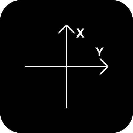 Vector Axis Icon