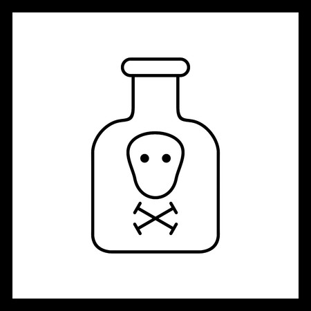 Vector Chemicals Icon