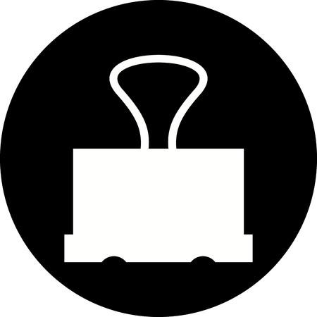 Vector Clip Icon
