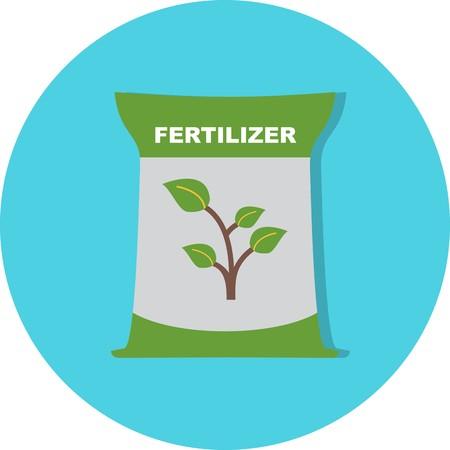 Vector Fertiliizer Icon