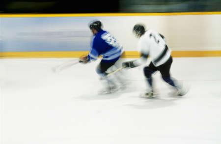 don hammond: Hockey players