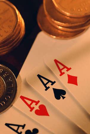 carson ganci: Gamble