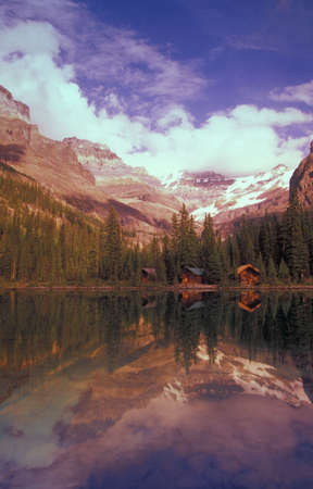 carson ganci: Majestic mountain scene