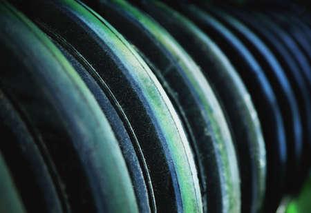 heavy industry: Wheels
