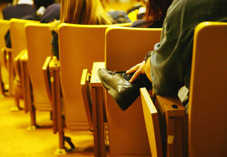 book reviews: Lecture hall