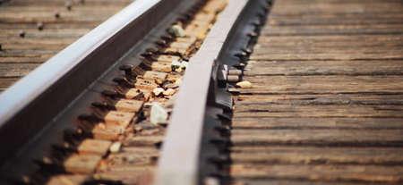 crossover: Crossover railroad tracks