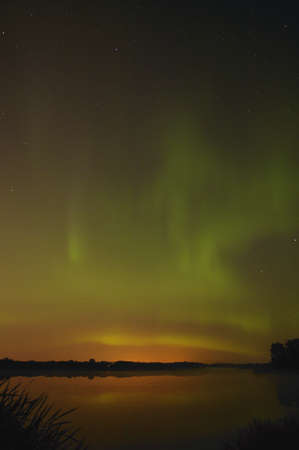 carson ganci: Northern lights