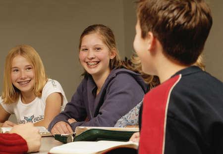 study group: Group study