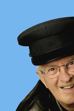 darren greenwood: Man with hat