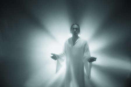 délivrance: Un ange
