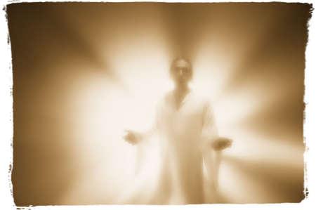 d�livrance: Un ange.  Banque d'images