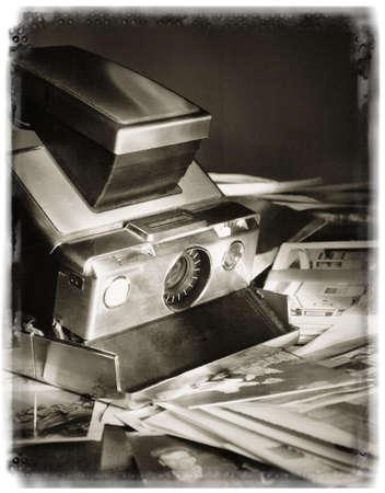 Storia catturato da una telecamera  Archivio Fotografico - 5629591