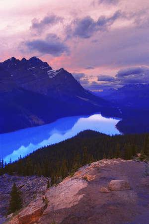 corey hochachka: Mountain scenery