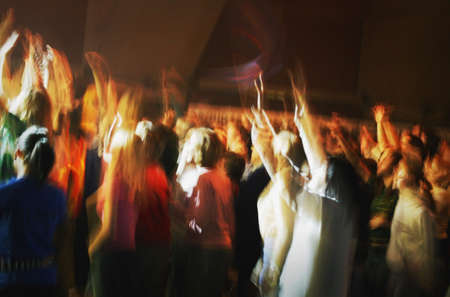 glorify: Group at a concert