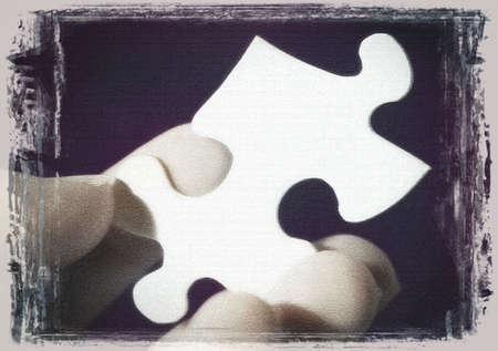 glubish: A blank puzzle piece