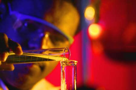 don hammond: A chemist