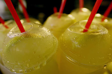 tanasiuk: A group of refreshing drinks