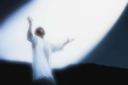 d�livrance: J�sus est ressuscit�.