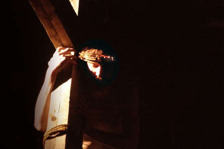 Cier: Jezus jest opatrzony Krzyża