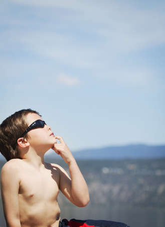 imaginor: A child wonders about his future
