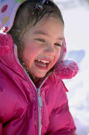 carson ganci: Child with pink cheeks