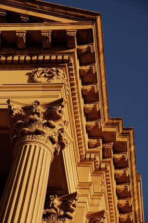 architectural detailing: Architectural detail