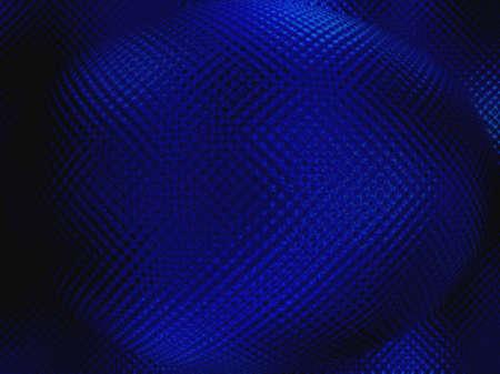 bumpy: A bumpy blue texture