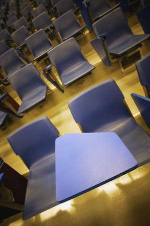 darren greenwood: Theatre seating