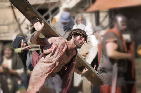 act of god: Crucifixion of Christ
