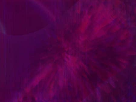 Purple Computer Generated Image