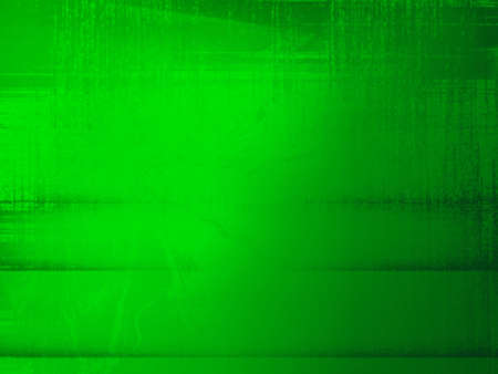 Bright green computer generated design
