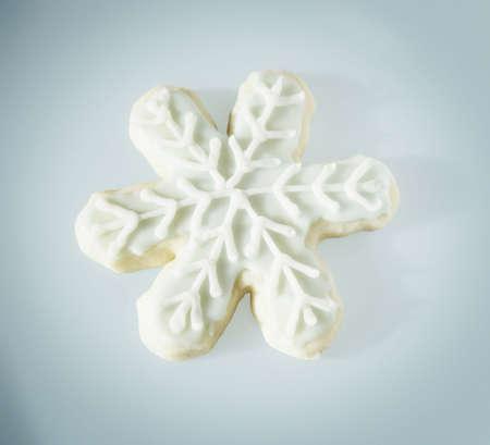 glubish: Snowflake cookie